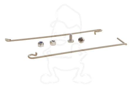 Kit di riparazione (Molla coperchio) lavatrice 481209498005