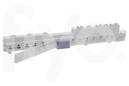 Interruttore impronta incl. schermo 9000905448 340x48x55mm Lavastoviglie 11002897