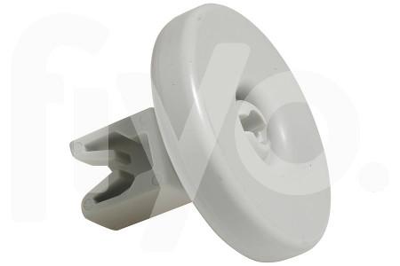 Ruota del cesto inferiore (scaffale) con morsetto di montaggio plastica ⌀ 40mm x 30mm Lavastoviglie 50286964007