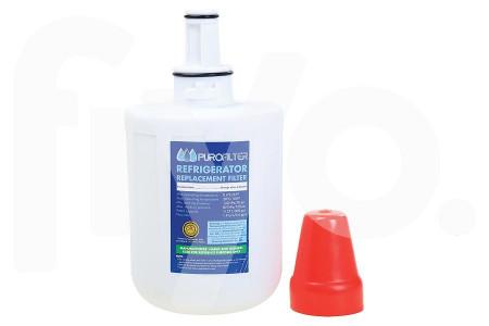 Filtro dell'acqua per frigorifero Samsung e Mayfair EFF-6011A, EFF6011A