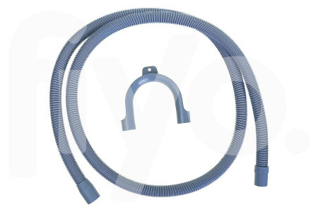 Tubo flessibile di scarico (Scarico 2 m completo) lavatrice 771618