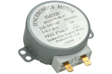 Motore (piatto rotante 4W) microonde 481067848981