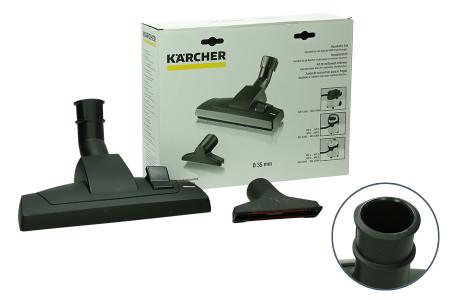 Karcher Spazzola combinata Aspirapolvere ø 35 mm Supervifice dura o morbida 2.863-002.0, 28630020