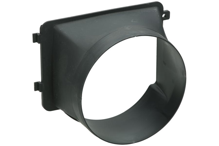 Novy adattatore di collegamento nero cappa aspirante 000603032 fiyo.it
