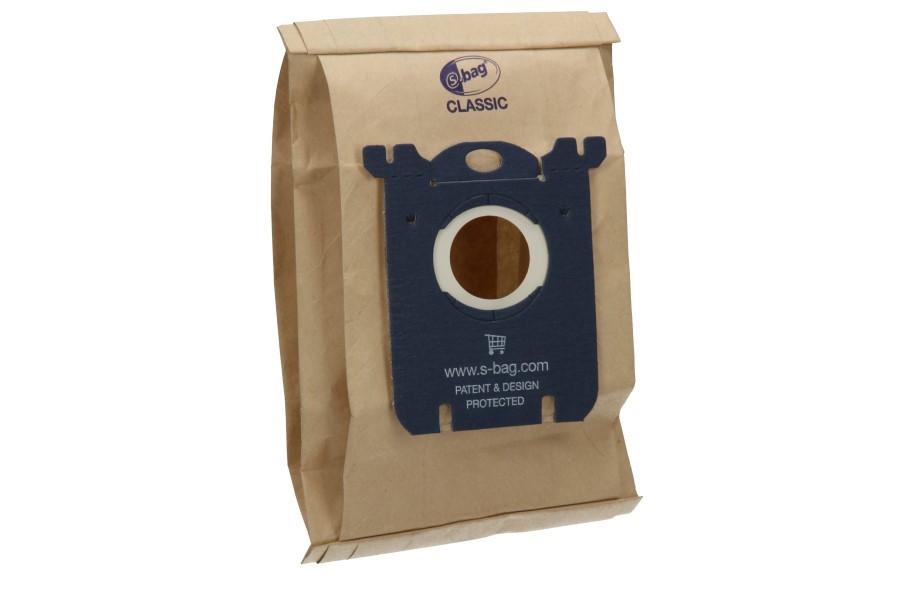 sacchetti aspirapolvere electrolux s bag classic e200 9000844804. Black Bedroom Furniture Sets. Home Design Ideas