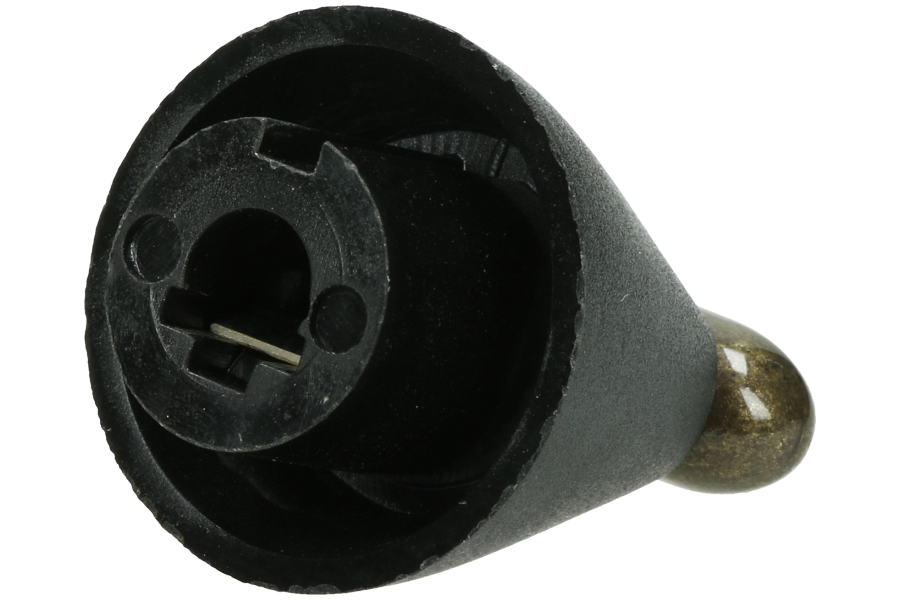 Pulsante (Manopola del gas nera) piano cottura C00110586, 110586 ...