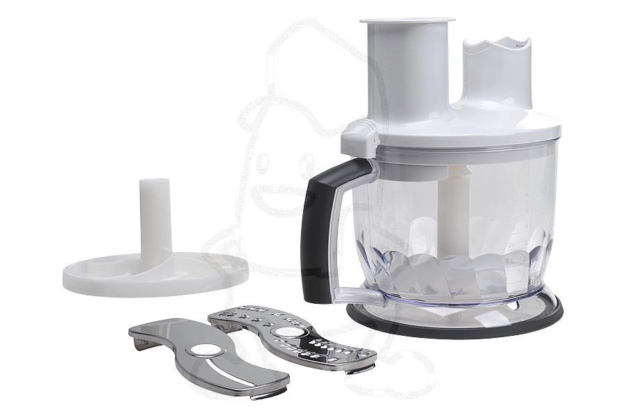 Braun tritatutto completo fp6000 1500ml robot da cucina - Braun robot da cucina ...