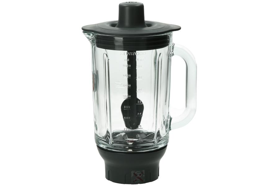 Kenwood frullatore in vetro completo per robot da cucina kah358gl - Robot per cucinare kenwood ...
