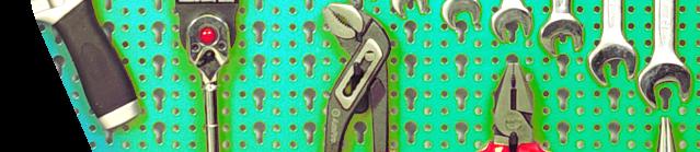 Riparazioni, manutenzioni e parti di ricambio