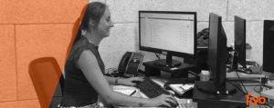 Introduciamo il nostro nuovo dipendente del mese: Anneke del servizio clienti